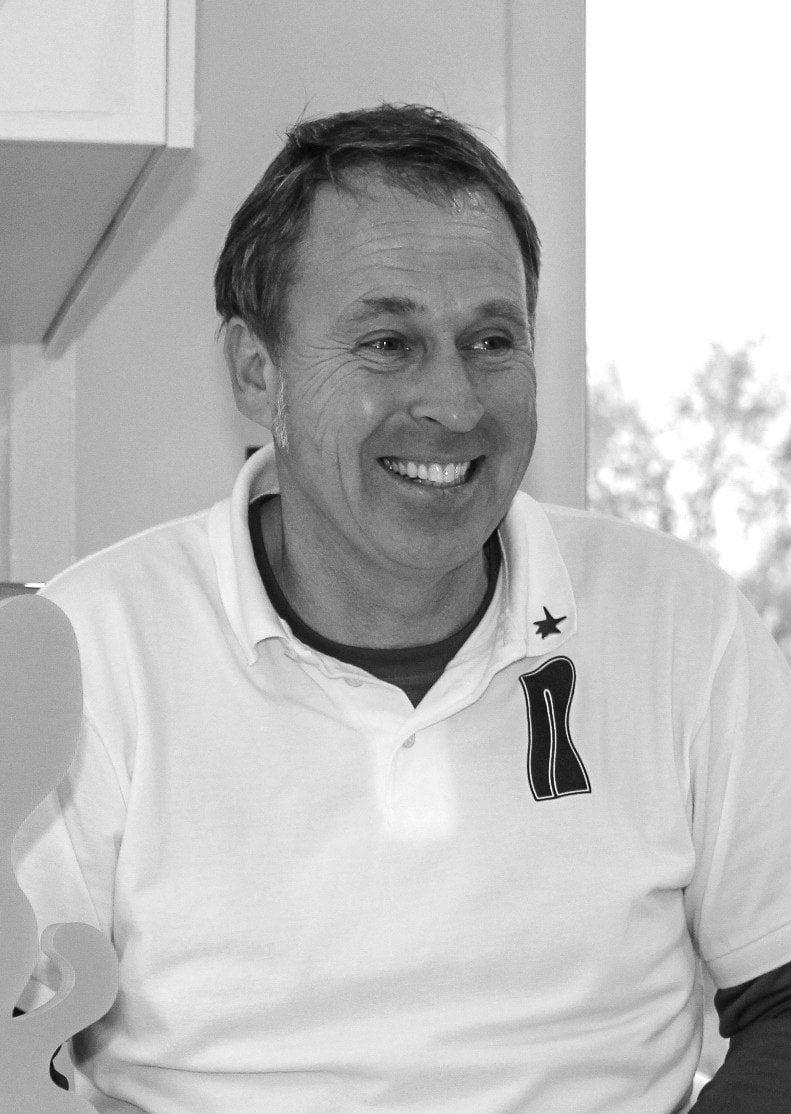 Manfred Webel Porträt