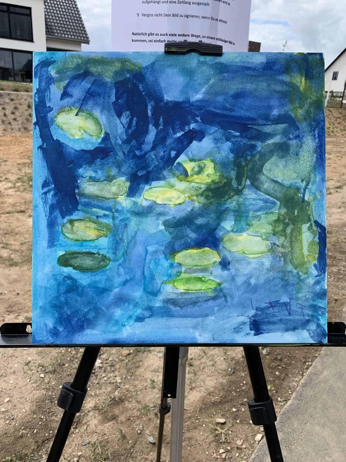 Partizipation mit Kunst