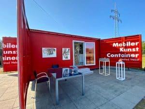 Mobiler Kunst-Container