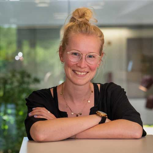 Modemacherin Laura Schlütz
